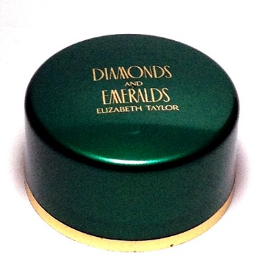 Diamonds and Emeralds Body Powder by Elizabeth Taylor 1.25oz for women